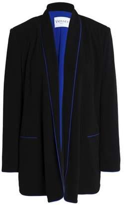 Vionnet Silk-Trimmed Stretch-Jersey Blazer