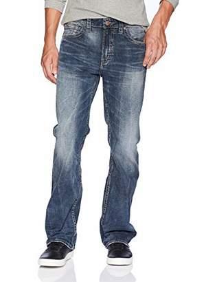 Silver Jeans Men's Craig Bootcut Jeans