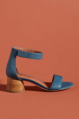Jeffrey Campbell Issa Block-Heeled Sandals