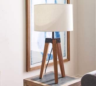 Pottery Barn Miles Table Lamp