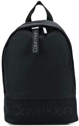 Calvin Klein branded backpack