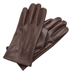 Mango Man MANGO MAN Leather gloves