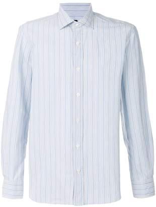 Piombo Mp Massimo Striped Oxford shirt