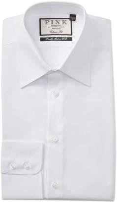 Thomas Pink Duke Plain Classic Fit Dress Shirt