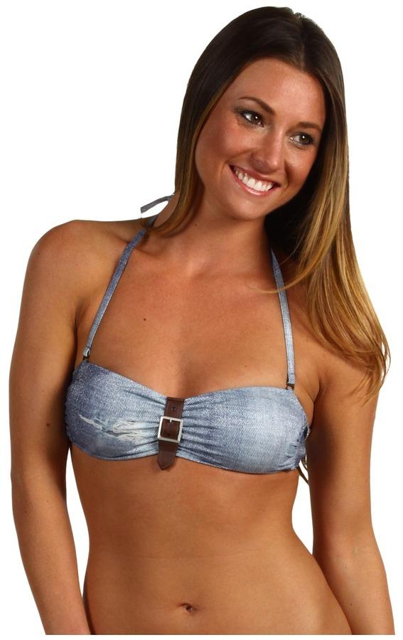 Diesel Bandy Angels Bandeau Bikini Top Women's Swimwear