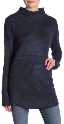 Susina Cozy Funnel Neck Tunic