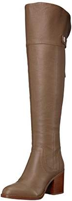 Franco Sarto Ollie Leather Over-The-Knee Boot