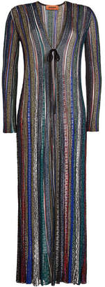 Missoni Maxi Length Cardigan