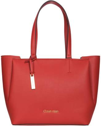 Calvin Klein Jeans Step Up Tote Bag