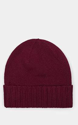Barneys New York Men's Wool Hat - Purple