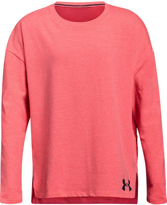 Under Armour Charged Cotton Finale Shirt, Big Girls