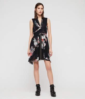 AllSaints Jayda Violy Dress