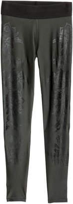H&M Sports tights - Green