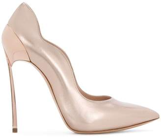Casadei Techno Blade architectural pumps