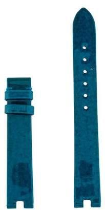 Bvlgari 13mm Leather Strap