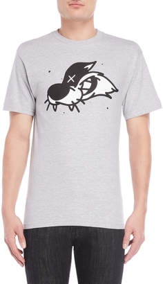 Planet Rock Graphics Cat Graphic Tee