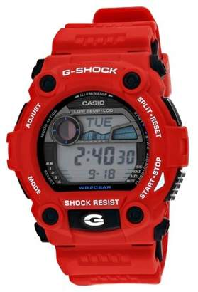 Casio G-Shock Rescue Red Wristwatch G7900A-4