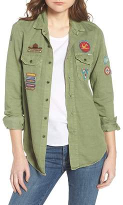 Mother The Scout Shirt Jacket