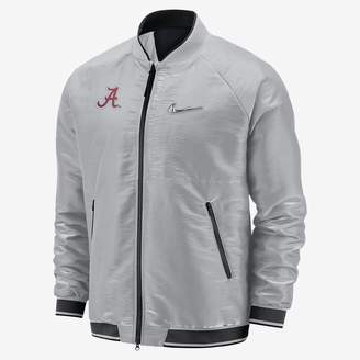 Nike Sideline Fuse CFP (Alabama) Men's Bomber Jacket