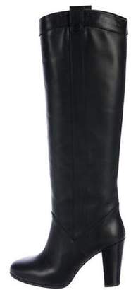 Vanessa Seward Leather Knee-High Boots