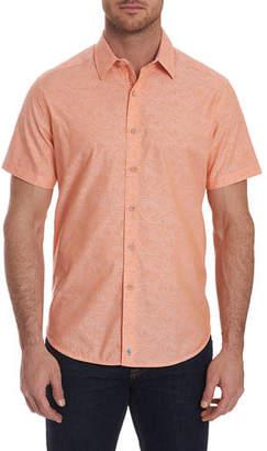Robert Graham Men's Mainland Short Sleeve Shirt