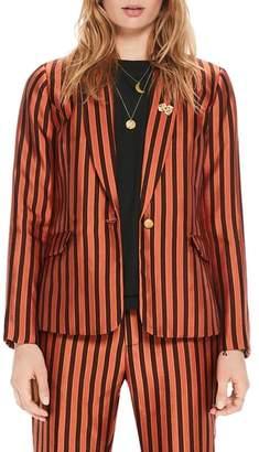Scotch & Soda Classic Striped Blazer