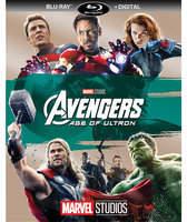 Disney The Avengers: Age of Ulton Blu-ray + Digital Copy