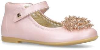 Missouri Jewel Detail Mary Jane Shoes