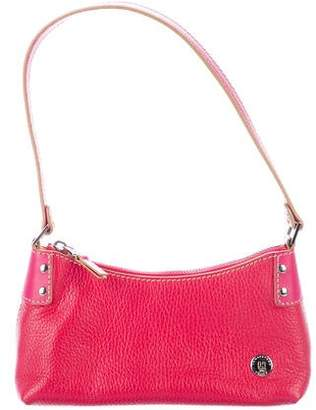 Lambertson Truex Leather Shoulder Bag