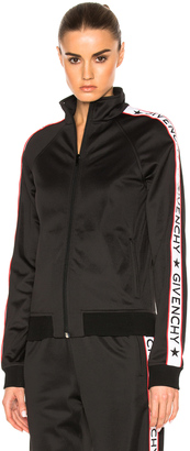 Givenchy Band Bomber $1,340 thestylecure.com