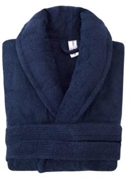 Enchante Home Shawl Collar Turkish Cotton Bathrobe Bedding