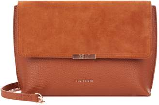 Ted Baker Kamilla Leather Cross Body Bag
