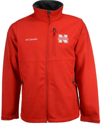 Columbia (コロンビア) - Columbia Men's Nebraska Cornhuskers Ascender Softshell Jacket