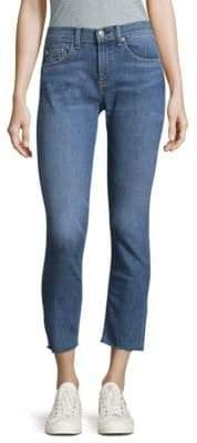 Rag & Bone Lucky Rouge Capri Skinny Jeans