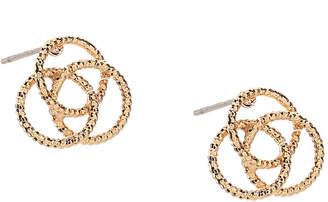 Kelly & Katie Tri Circle Stud Earrings - Women's