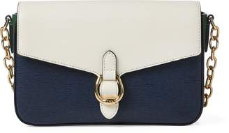 Ralph Lauren Color-Blocked Crossbody Bag c421e2b091