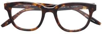 Barton Perreira Thurston square frame glasses