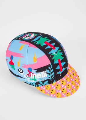 a9eea00c7dc ... Paul Smith + Cinelli  Magic Eight Monster  Cycling Cap
