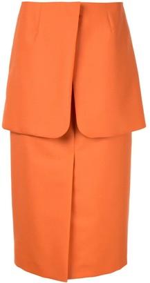 Irene pencil skirt