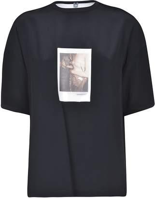 N°21 N.21 Photo Print T-shirt