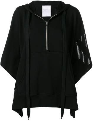 Philosophy di Lorenzo Serafini relaxed hoodie top