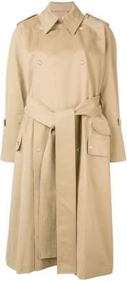 Acne Studios classic trench coat