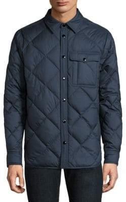 Rag & Bone Mallory Diamond-Quilt Jacket