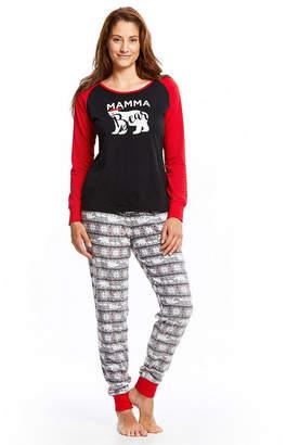 HOLIDAY #FAMJAMS Holiday #Fam Jams 2-pack Pant Pajama Set