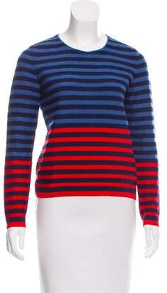 Sonia Rykiel Long Sleeve Striped Top