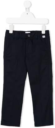 Il Gufo straight-leg smart trousers