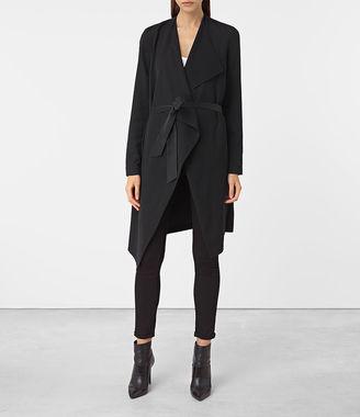 Iza Coat $415 thestylecure.com