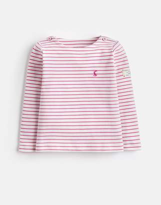 Joules Clothing Harbour stripe Jersey Top 1yr