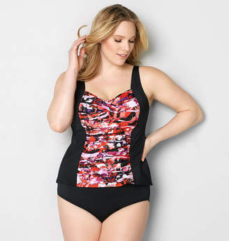 Avenue Naples Twist Front Swim Top