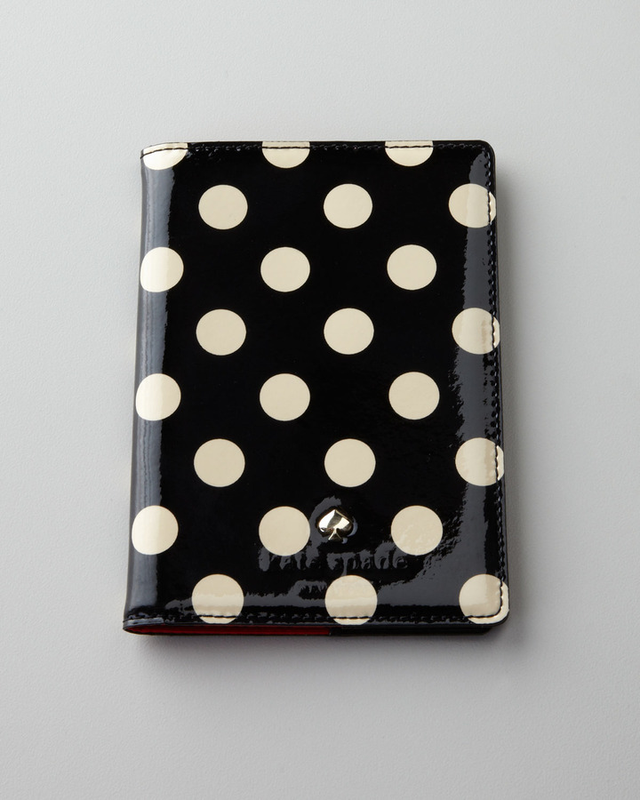 "Kate Spade Carlisle Street"" Passport Holder"